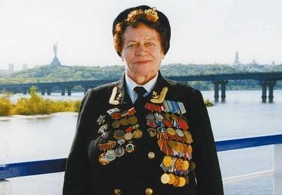 Евдокия Завалий