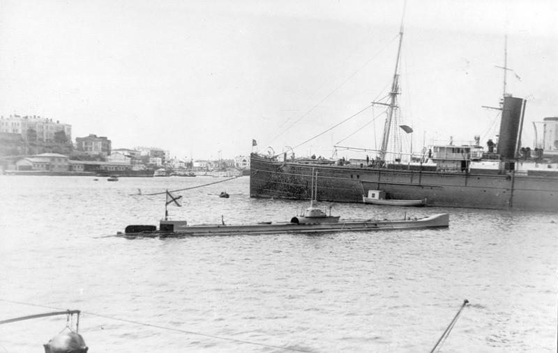 """Подводная лодка """"Камбала"""""""