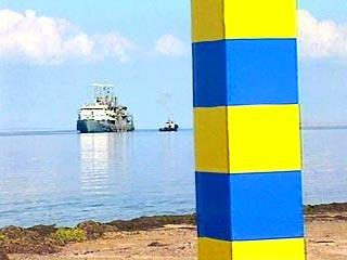 Остров Тузла отошел Украине