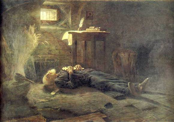 Смерть Патриарха Гермогена