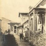 Дом Смитов, в котором жила Элеонора Прей