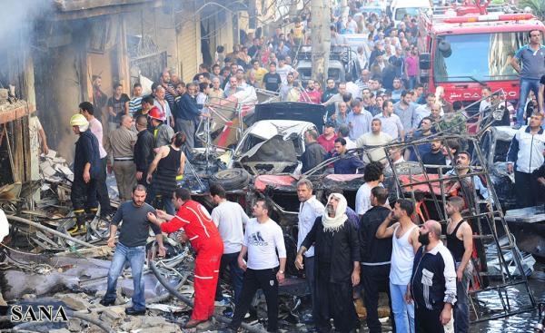 Сирийцы бросают работу и берутся за оружие