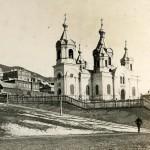 Успенский кафедральный собор Владивостока.