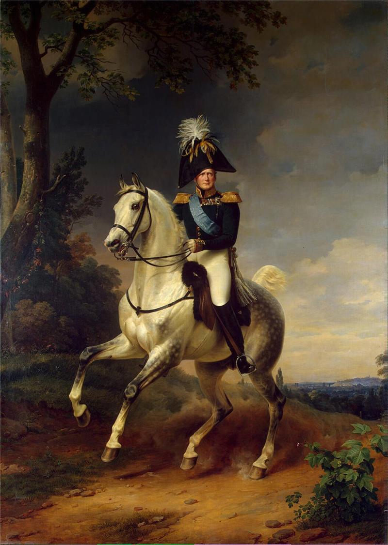 Император Александр I.