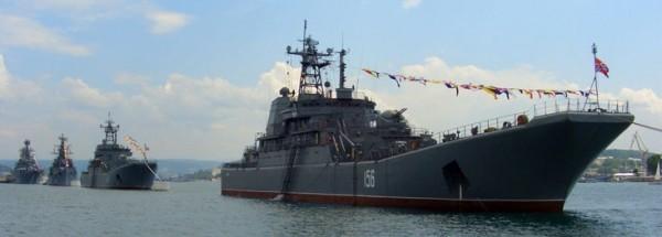 Близость конфликтных зон определяет боевую готовность флота