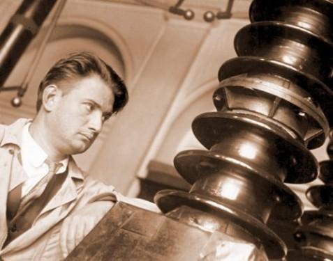 И.В. Курчатов в ЛФТИ. Конец 30-х годов ХХ века
