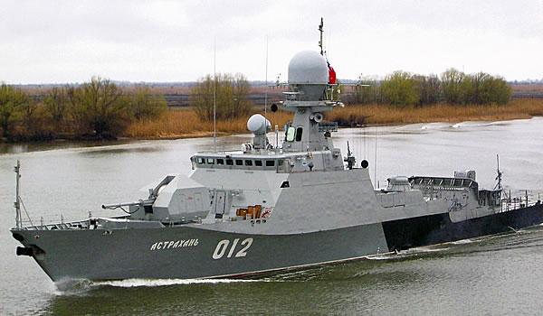 Малые артиллерийские корабли типа «Астрахань» обеспечат превосходство России на Каспии.