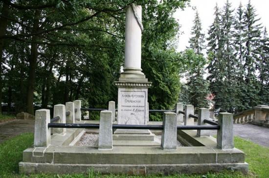 Памятник Кутузову в Бунцлау (Болеславец)