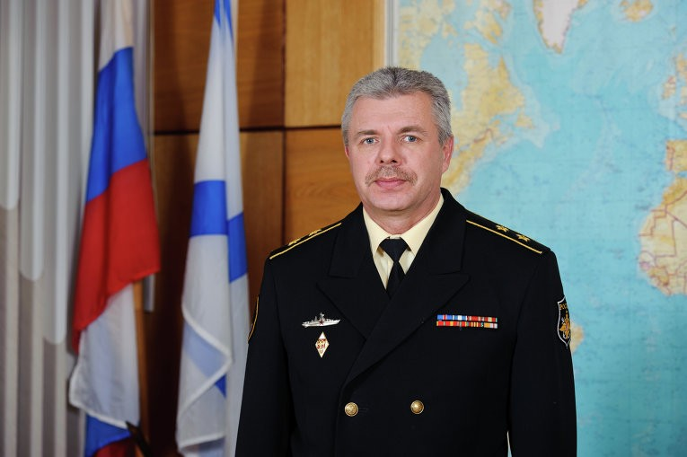 Вице-адмирал Витко