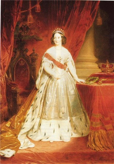 Анна Павловна, королева Нидерландов
