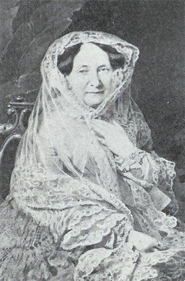 Анна Павловна в последние годы жизни.