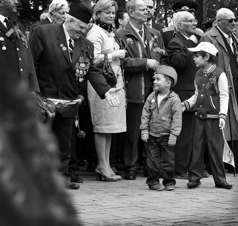 День воинской славы России - День Великой Победы!