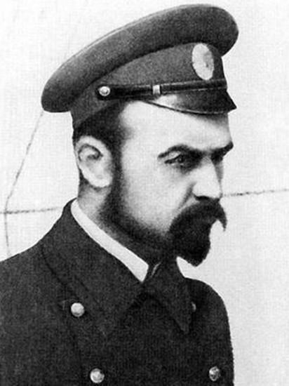 Капитан I ранга Алексей Михайлович Щастный