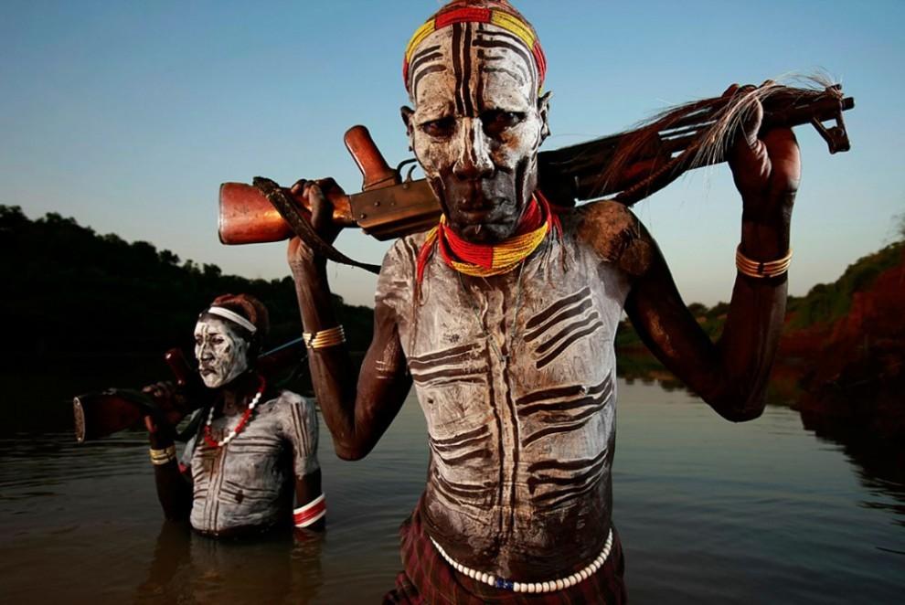 Не ходите, дети, в Африку гулять!