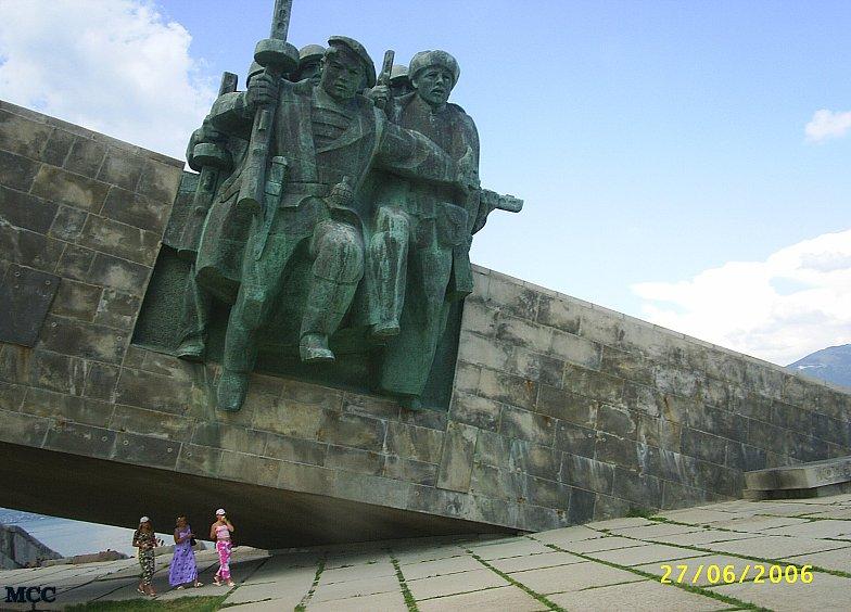 Памятник Новороссийскому десанту