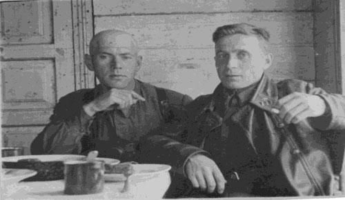 В Сталинграде, 1942 г.