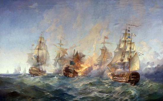 Блинков. Сражение у острова тендра 28-29 августа 1790 г,
