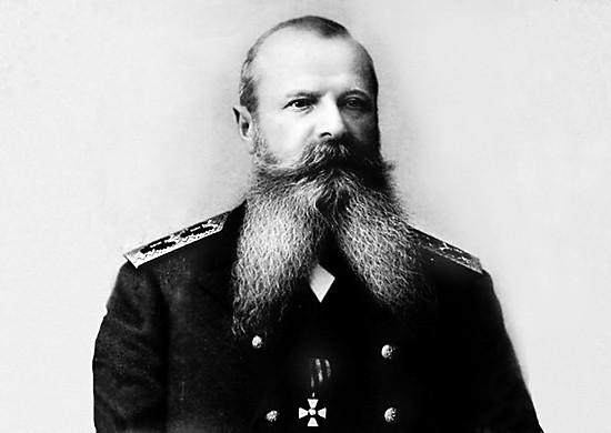 Во Владивостоке отдали почести легенде русского флота – адмиралу С.О. Макарову