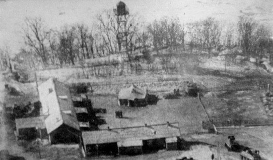 "2-я погранзастава 57-го Иманского погранотряда ""Нижне-Михайловка"". 1969 г."
