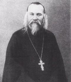 Судовой священник заградителя «Прут» иеромонах Антоний (Смирнов)
