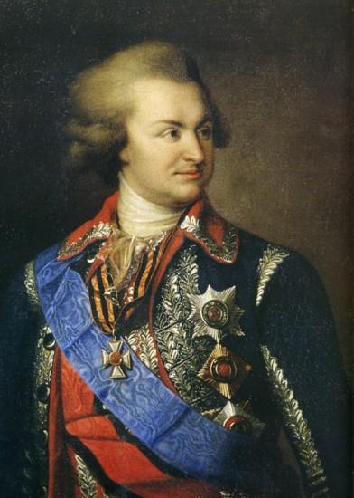 Светлейший князь Григорий Александрович Потёмкин-Таврический