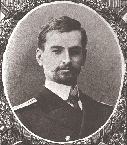 Петр Нилович Черкасов