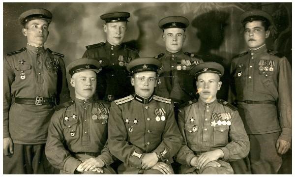 Освободители - все национальности СССР