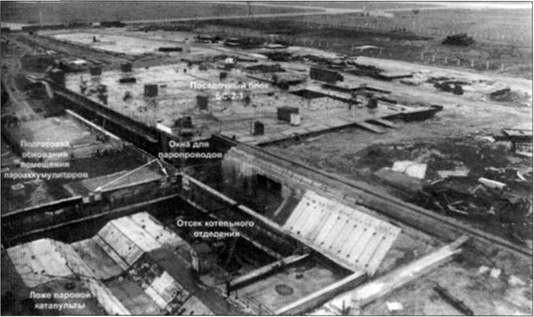 Строительство «НИТКИ» 1980 - 1981 годы