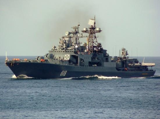 """Большой противолодочный корабль """"Североморск"""""""