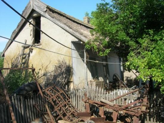 Дом в селе Фурманка Одесской области, где родился маршал Семен Тимошенко. Фото: Павел Дульман