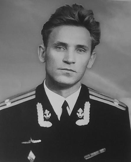 1972 г. Командир РПКСН К-403