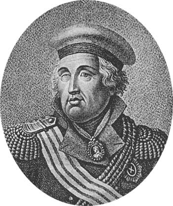 Голенищев-Кутузов Михаил Илларионович. 1745–1813