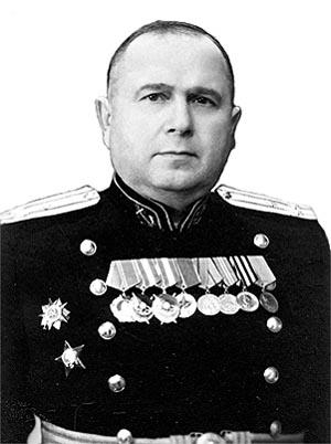 начальник РНВМУ капитан 1 ранга Безпальчев Константин Александрович