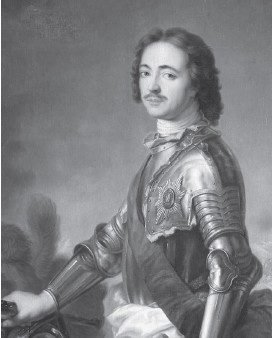 Петр I. 1672–1725