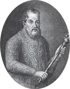 Пожарский Дмитрий Михайлович. 1578–1642