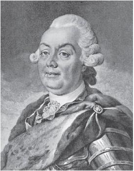 Румянцев-Задунайский Петр Александрович. 1725–1796
