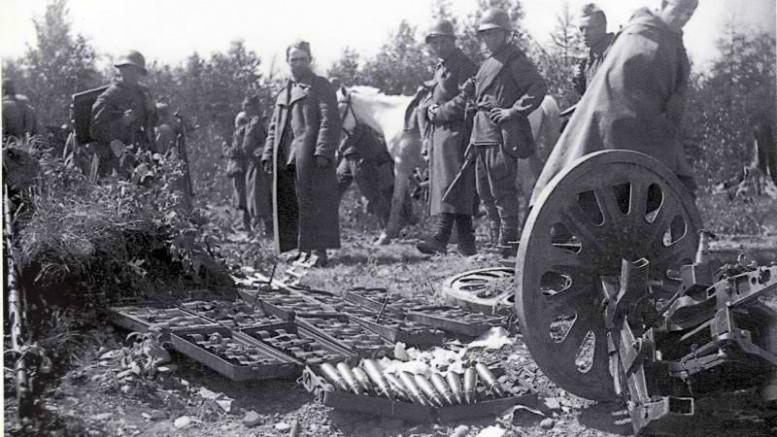 Трофеи Южно-Сахалинской наступательной операции
