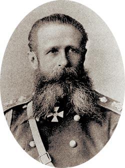 Генерал И.В. Гурко