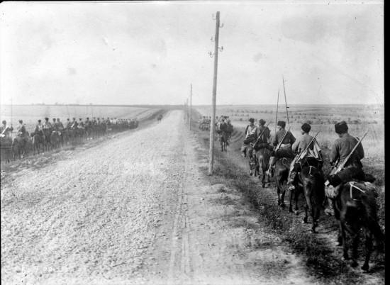 Русские войска на Кавказе 1917