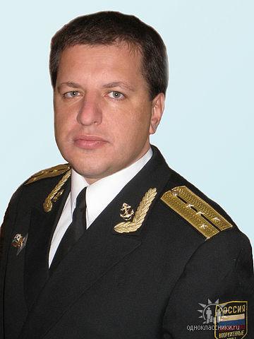 Вячеслав Смолдырев КВВМПУ. Выпуск 1993 год, 412 класс.