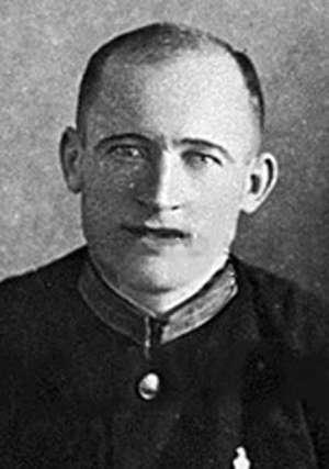 Лётчик-герой Александр Мамкин