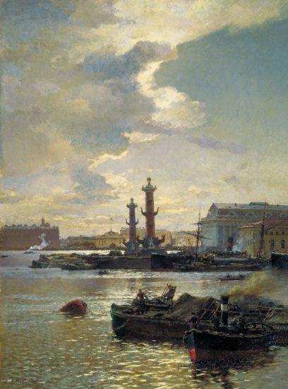 """Петербургская биржа"", 1891 г."
