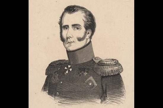 Генерал-лейтенант П. Котляревский. Фото: Родина