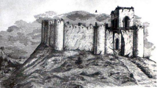 Крепость Шах-Булах. Фото: репродукция/Родина