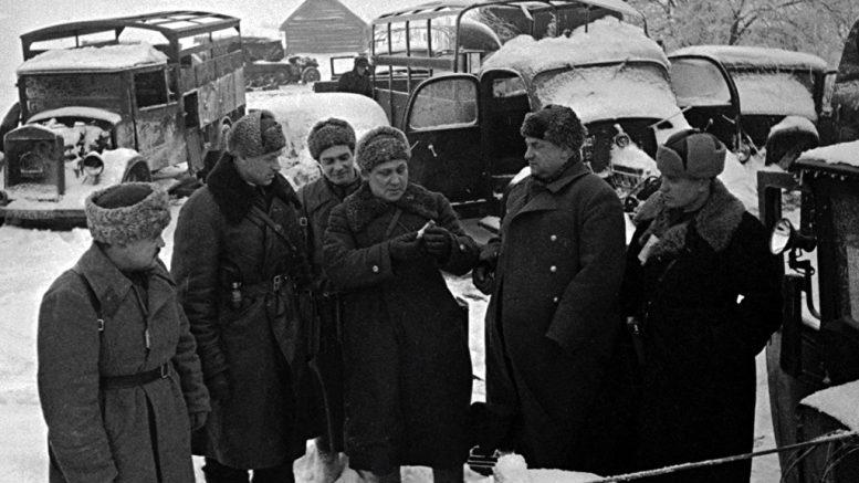 План разгрома вражеских армий севернее Москвы выполнен