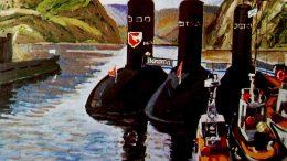 В Екатерининской гавани. 1999 г
