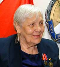 Карина Антиоховна Мукосеева