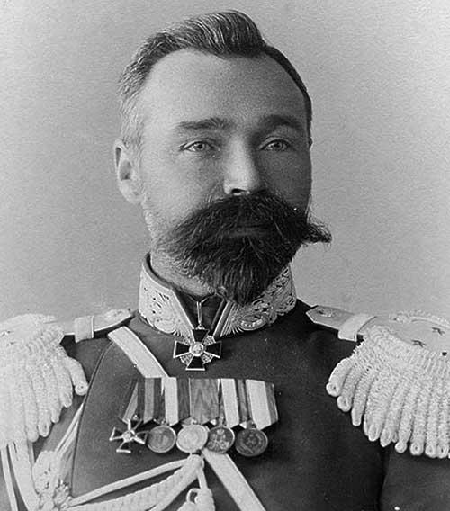 Генерал-лейтенант Роман Исидорович Кондратенко