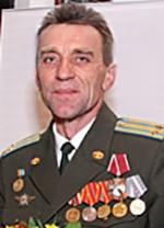 Подполковник космических войск Александр Куренков