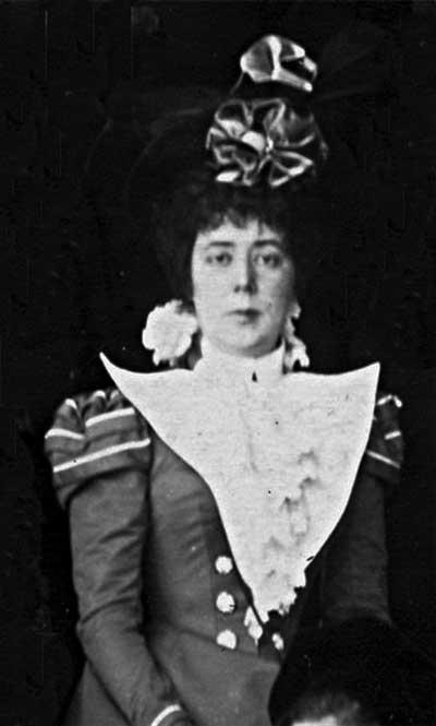 Капитолина Николаевна Макарова (урожд. Якимовская)